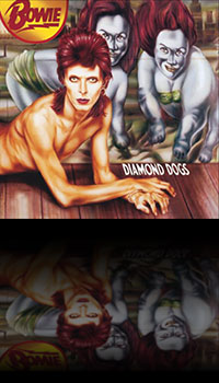 Diamond Dogs artwork